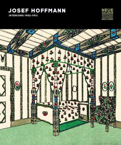 Josef Hoffman: Interiors, 1902-1913
