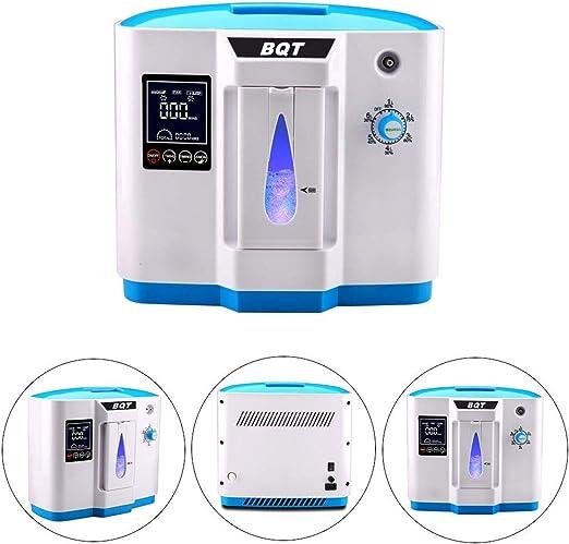 Hogar Oxígeno Concentrador Generador 1L Oxígeno Máquina ...