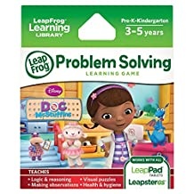 LeapFrog Disney Doc McStuffins Explorer Learning Game