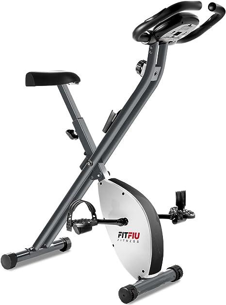 Fitfiu Fitness - Bicicleta Estática Spinning: Amazon.es: Deportes ...