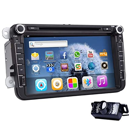 7 pulgadas Android 4.4.4 Todo-touch Tablet Car Stereo Radio