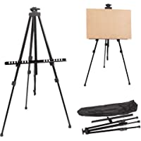 Artist Folding Painting Easel Adjustable Tripod Display Stand