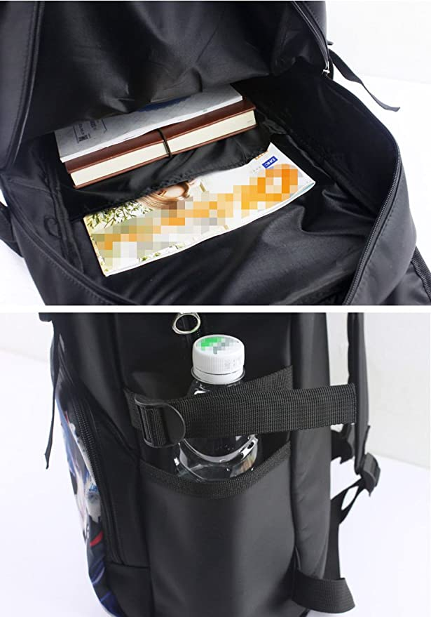 Amazon.com   Gumstyle Dragon Ball Anime Cosplay Backpack Shoulder Bag Rucksack Schoolbag Knapsack for Boys and Girls 1   Kids Backpacks