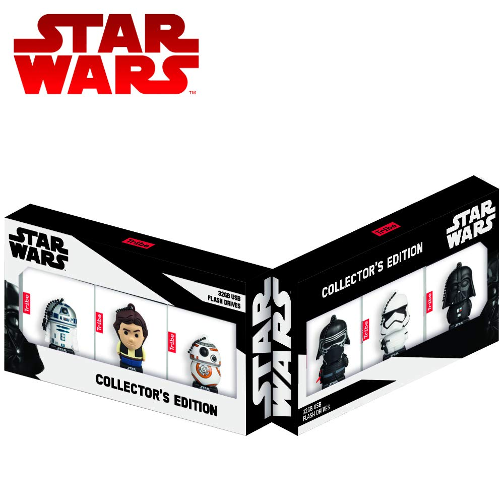 Star Wars Box USB 32GB Collector'S Edition by Tribe