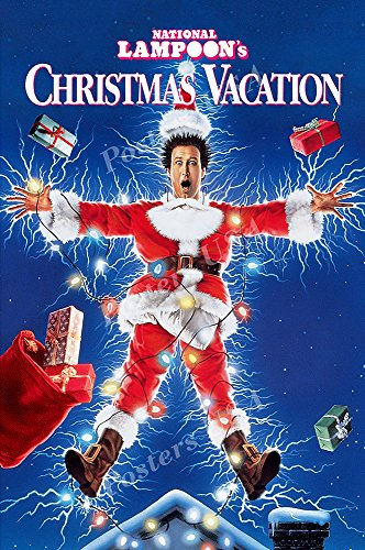 Posters USA – Christmas Vacation Movie Poster GLOSSY FINISH – FIL707 (24″ x 36″ (61cm x 91.5cm))