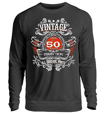 Swayshirt Legenden Geboren 1968 Vintage 50 Jahre Geburtstag Mann