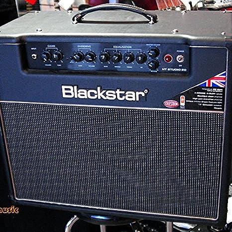 Blackstar HT Studio 20 – Amplificador de válvulas para guitarra 20 ...