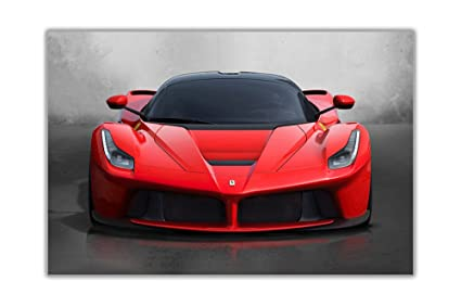 P1 S.Car Large Poster Wall Art Print Size A4 A2 A1 McLaren Ultimate Series