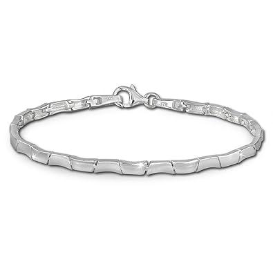 gut neu authentisch authentische Qualität SilberDream Armschmuck 19cm silber Damen-Armband Design 925 Silber SDA427