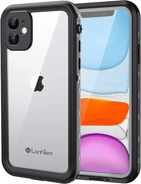 Black Underwater iphone 11 case