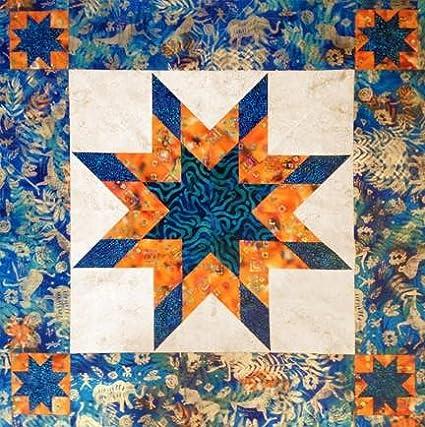 Studio 180 Design Technique Sheet for Blazing Lemoynes Stars Quilt Blocks
