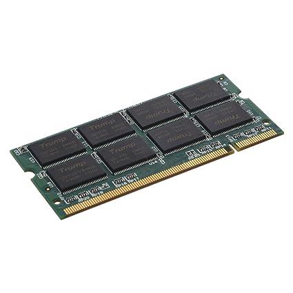 TOOGOO(R) 1GB 1G DDR RAM Memoria Ordenador portatil 333MHZ PC2700 NON-ECC