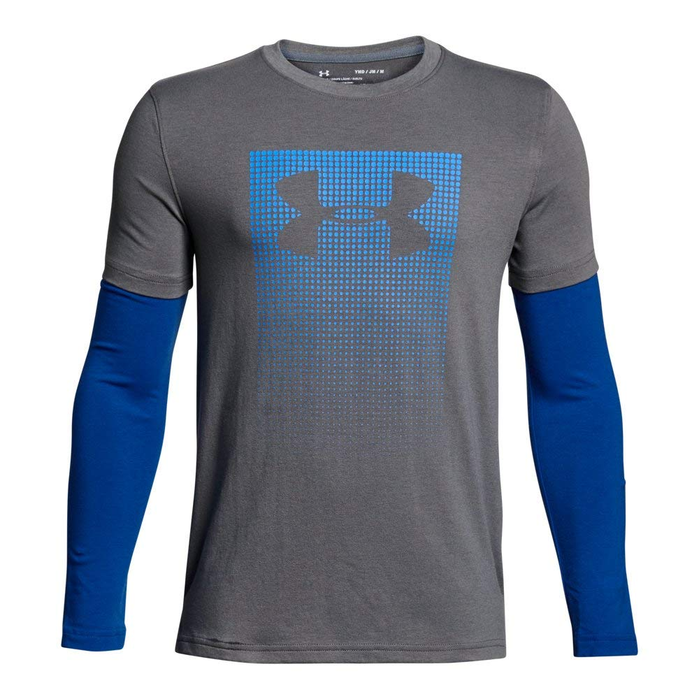 Under Armour UA Knit 2-in-1 YMD Graphite