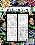 Coloring Books for Adults Relaxation: Adult