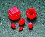 Caplugs 99390176 Plastic Threaded Plug for Pipe