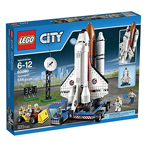 lego city space shuttle - 2
