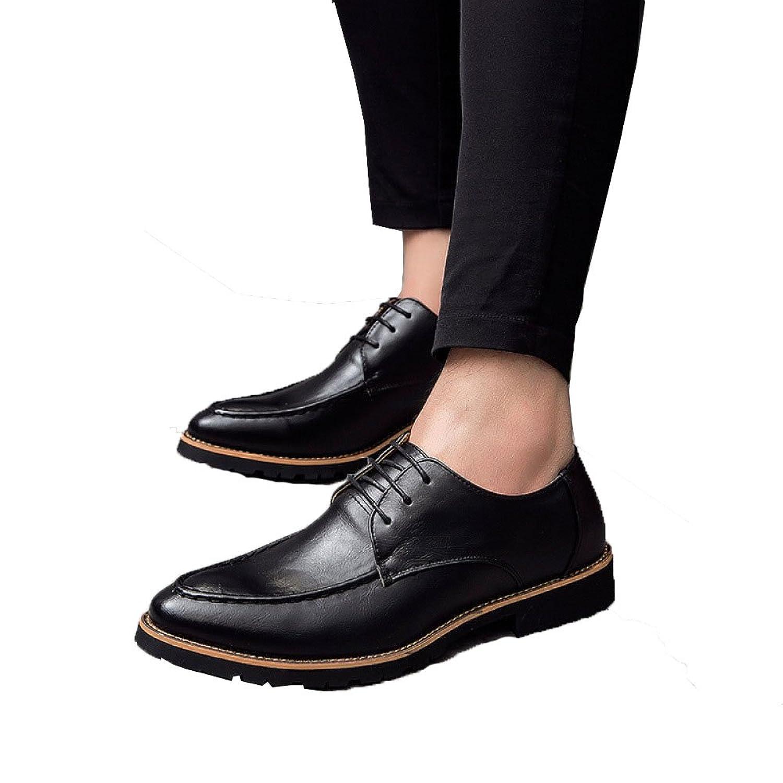 Nuevos Zapatos para Hombres, De Moda, Casuales, Versátiles, Zapatos Diarios, Antideslizantes Ponibles Y Cómodos Black