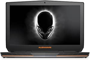 Alienware 17 AW17R3 17.3-Inch Full HD Gaming Laptop, 6th Gen Intel Core i7-6700HQ UP to 3.5GHz, 8GB Memory, 512GB SSD + 1TB Hard Drive, 3GB GeForce GTX 970M Graphics, Windows 10