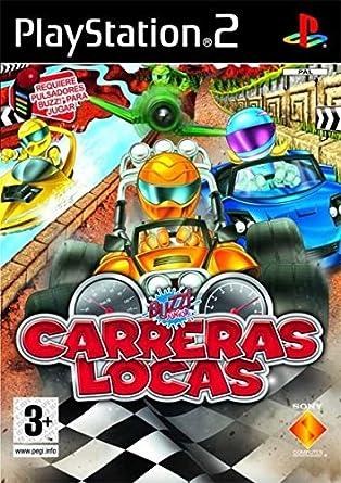 Sony Buzz! Junior: Carreras Locas - PS2 vídeo - Juego (PlayStation 2, Racing, EC (Niños)): Amazon.es: Videojuegos