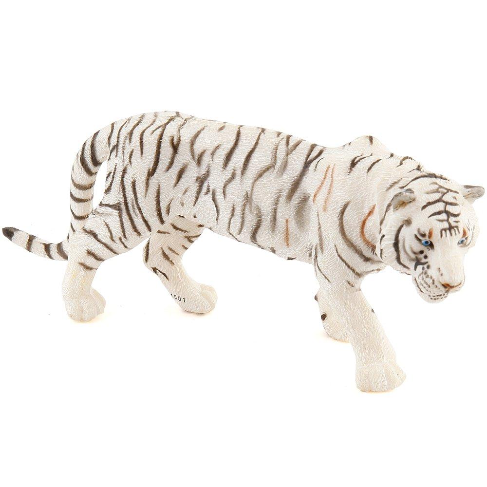 Papo White Tiger Figure Multicolor 50045 B000GKW4D0