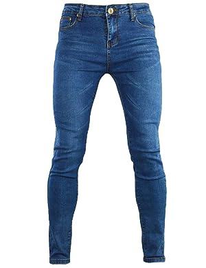 PHOENISING Women's Sexy Thin & Stretch Fabric Curvy Skinny Jeans