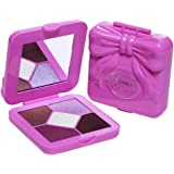 Lime Crime Pocket Candy Eyeshadow Palette (Sugar Plum) - 90's Style Eyeshadow Palette with 5 Full Sized Colors.