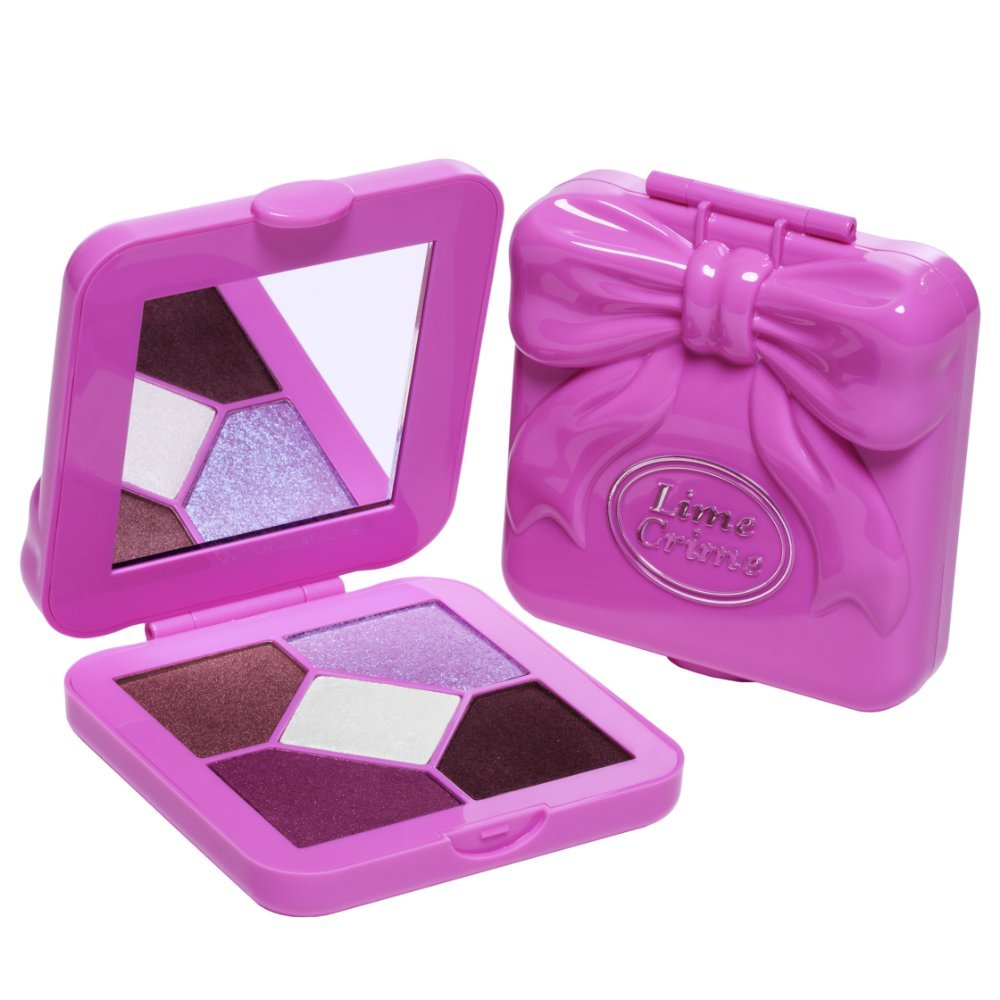 Amazon.com : Lime Crime Pocket Candy Eyeshadow Palette (Pink ...