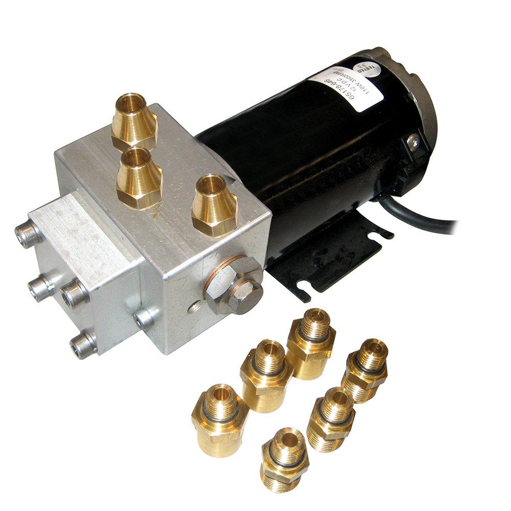 Reel Draggin' Tackle - Simrad RPU80 All Regions Reversible Pump - 12V