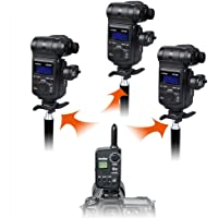 Godox FT-16 Controlador de alimentación inalámbrica Disparador Remoto de flash compatible con Speedlite Flash de Godox…