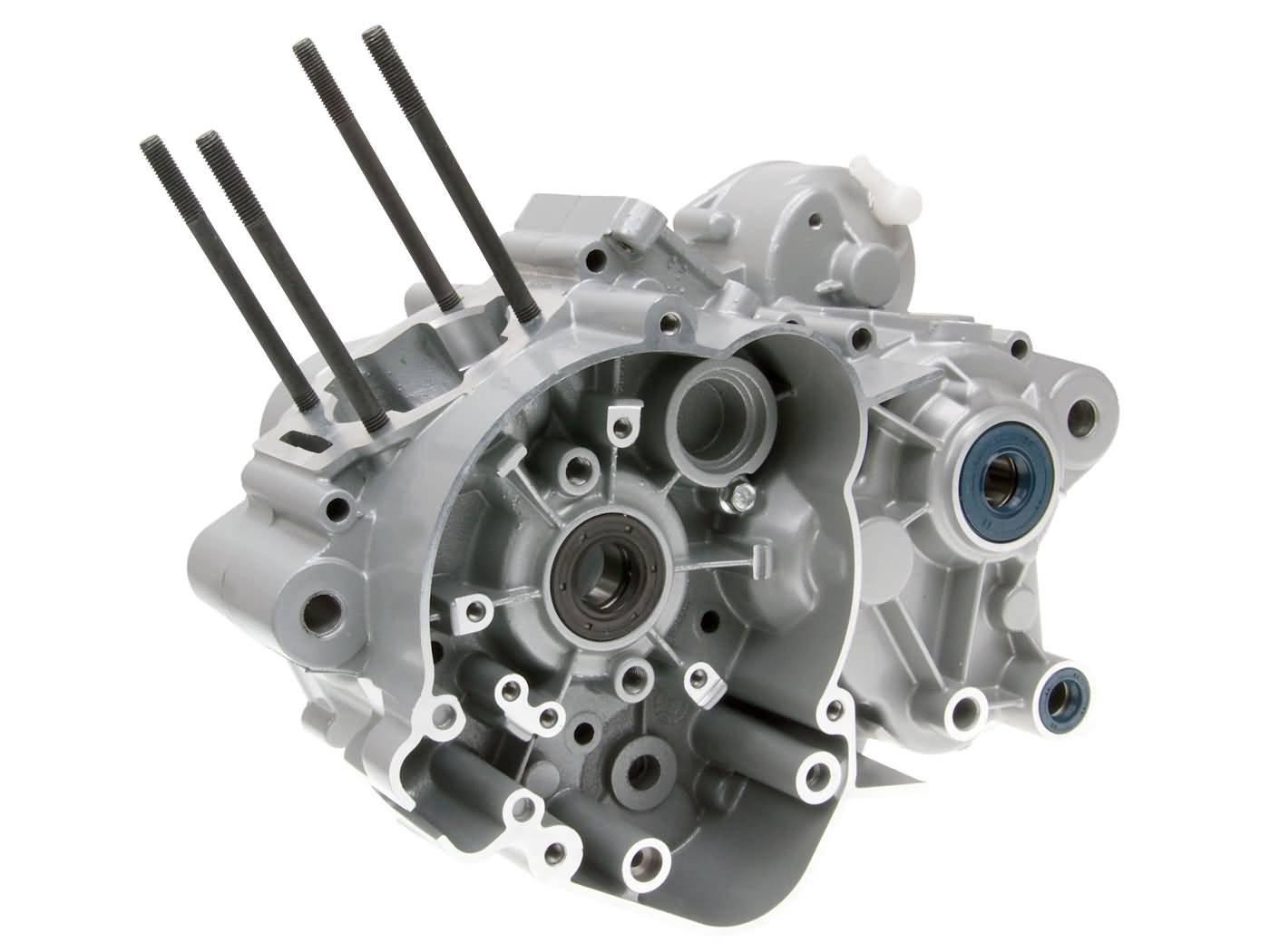Kurbelgehäuse/Motor Derbi Senda GPR, Aprilia RS RX SX, Gilera RCR ...