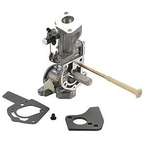 Hilom 5Hp 498298 692784 495951 Carburetor with Gaskets for Briggs & Stratton 112202 112232 134202 137202 133212 495426 492611 490533 Engine