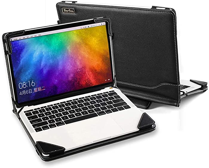 "Case Cover Compatible with Lenovo IdeaPad 730S 13"" Laptop Bag 13.3 Notebook Sleeve PC Stand Protective Skin Shells"