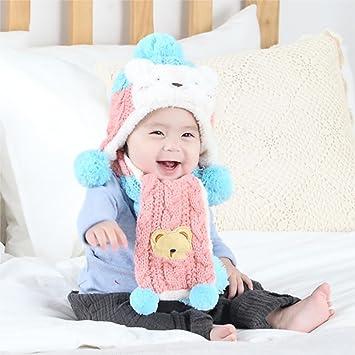 YINGER Sombrero de bebé para niños de 6-24 Meses, Recién Nacido ...