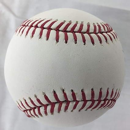 Balls Provided Luis Sojo Signed Baseball Yankees Coa Jsa