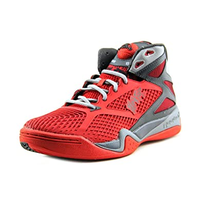 c86d0d459293 Reebok Blacktop Retaliate Mens Red Basketball Shoes Size UK 8   Amazon.co.uk  Shoes   Bags