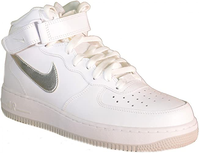 air force 1 bianco e oro