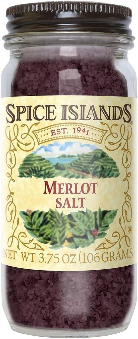 Spice Islands Merlot Salt (Pack of 1)