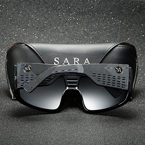 Amazon.com: Sara polarizadas anteojos de sol diseño especial ...
