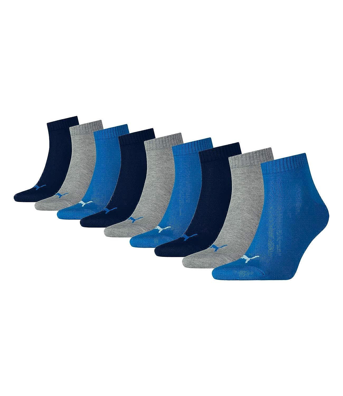 PUMA Unisex Short Crew Socken Sportsocken mit Frotteesohle 9er Pack 271080001 9 PAAR