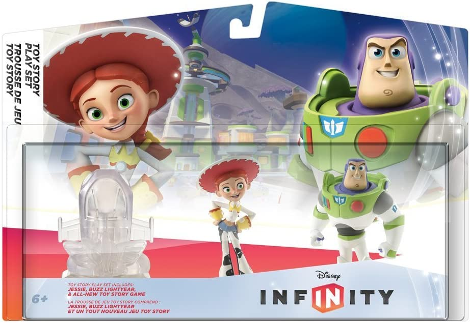 Disney Infinity Play Set- Toy Story Pack of 2 by Interactive ...