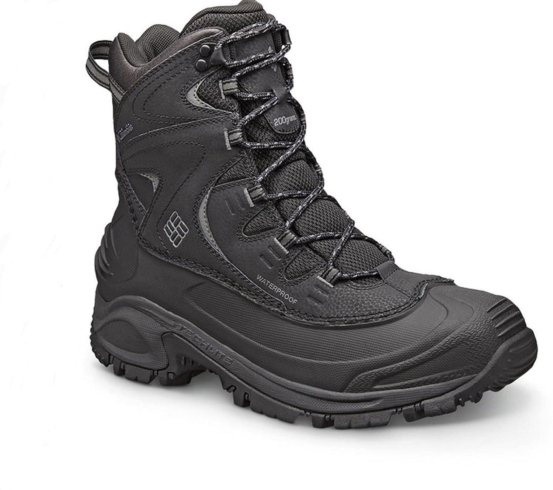 Columbia Men's Bugaboot II Insulated Waterproof Winter Boots #BM1675-010