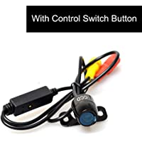 EKYLIN Auto Car CCD HD Universal Backup Camera with One Button Control: NTSC/PAL & Front View(Non-Mirrorred)/Reverse…