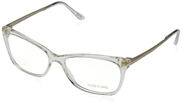 a899c5003bbde TOM FORD Eyeglasses FT5353 026 Crystal