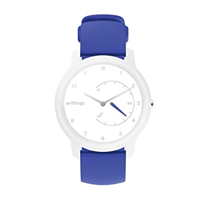 Amazon.com: Withings Move - Activity Tracking Watch (Renewed ...