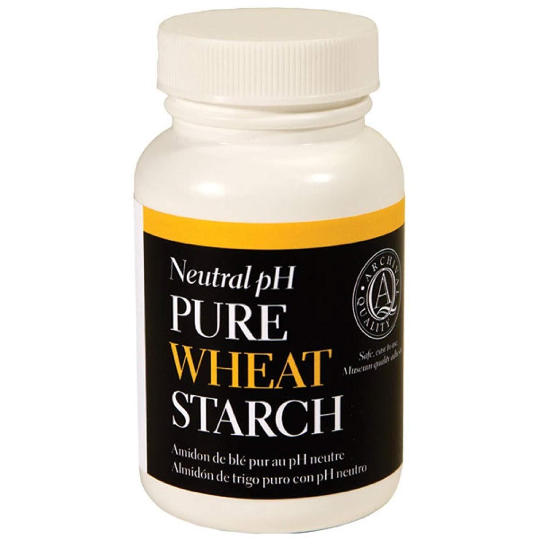 Lineco Pure Wheat Starch Adhesive 2 oz.