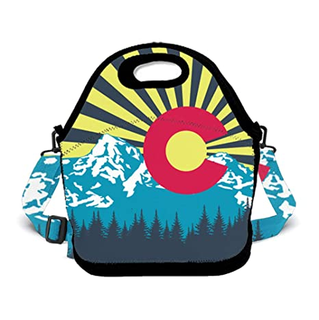 e0d6c24642c6 Amazon.com: BOYO ME Kids Lunch Bag Insulated Lunch Holderfor ...