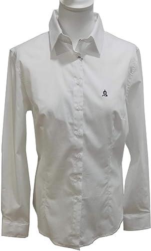 Camisa BÁSICA Blanca 44 Blanco: Amazon.es: Zapatos y complementos
