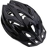 Shinmax Casco Bicicleta para Hombres/Mujeres, Casco para Bicicleta con Visera Desmontable Ligero Casco Ciclismo tamaño Ajusta