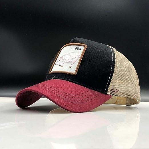 kyprx Gorras de béisbol para Hombres Gorras de béisbol Bordadas de ...