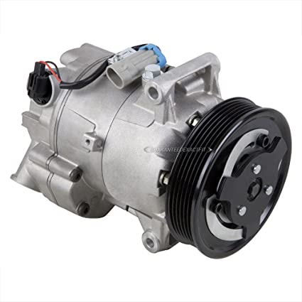 Amazon.com: New AC Compressor & A/C Clutch For 2011 Chevy Cruze 1.8L - BuyAutoParts 60-03188NA New: Automotive